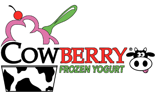 Logo, COWBERRY Frozen Yogurt, Yogurt Business Opportunities in Coral Springs, FL