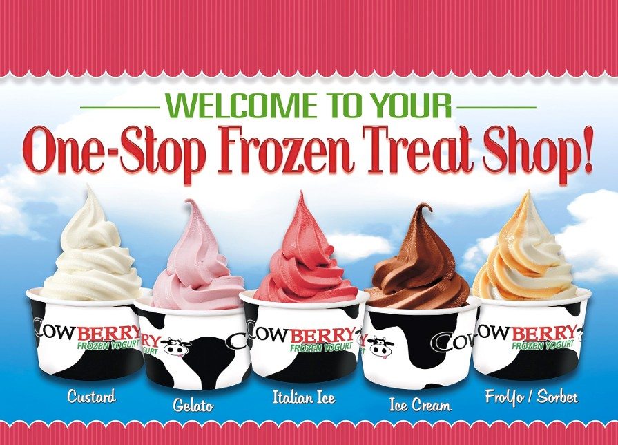 One Stop, Frozen Yogurt, Ice Cream